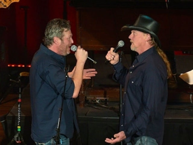 Watch Blake Shelton and Trace Adkins's Party Hard in 'Hell Right' Video