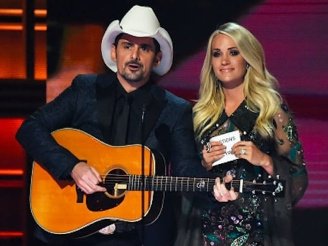 Brad Paisley Speaks out About Not Hosting CMA Awards With Carrie Underwood