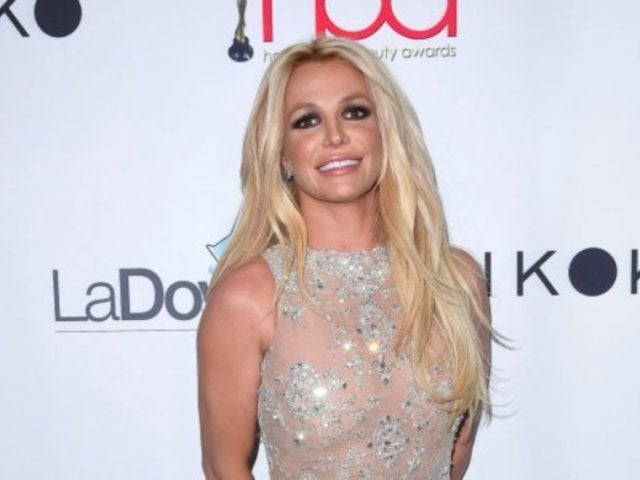Britney Spears Shows off Her Massive Christmas Tree All While Clapping Back at Online Bullies