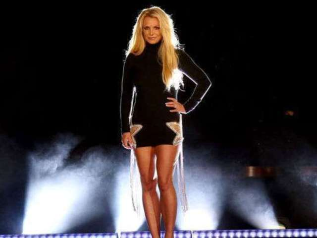 Britney Spears Sparks Controversy Among Fans Over Photo of Multicolored Pumps