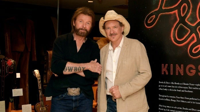 brooks & dunn hall of fame