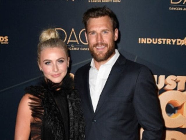 'AGT' Judge Julianne Hough Revealing Husband Brooks Laich Sucks on Her Toes Has Fans Seriously Grossed Out