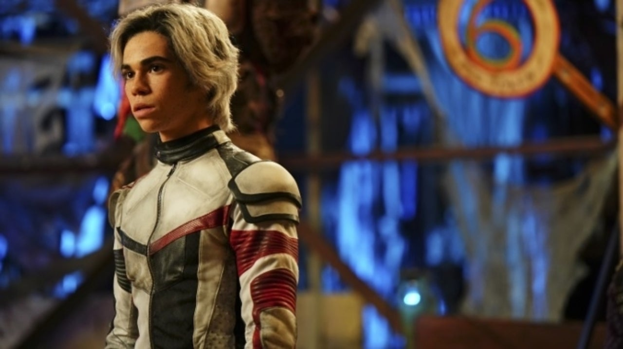Descendants 3': What Happens to Cameron Boyce's Carlos in