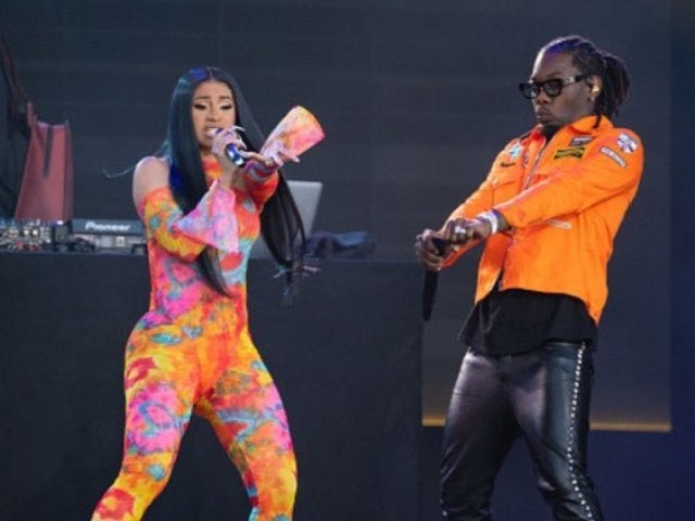 Cardi B Licks Husband Offset's Face in New NSFW Video