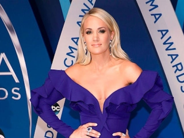 2019 CMA Awards: Carrie Underwood Feels 'Beyond Blessed' for Triple Nominations