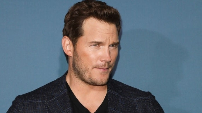 chris pratt getty images