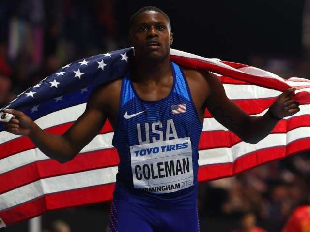 World's Fastest Man Christian Coleman Facing 2-Year Ban for Skipping out on 3 Drug Tests