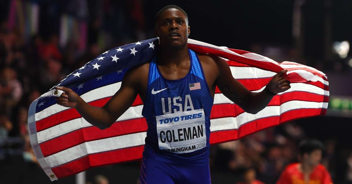 Christian Coleman two year ban skipping dug test