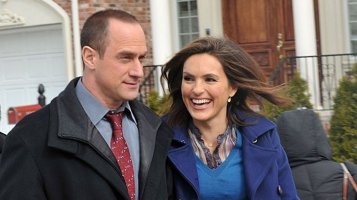 christopher-meloni-mariska-hargitay-getty-Bobby Bank : Contributor