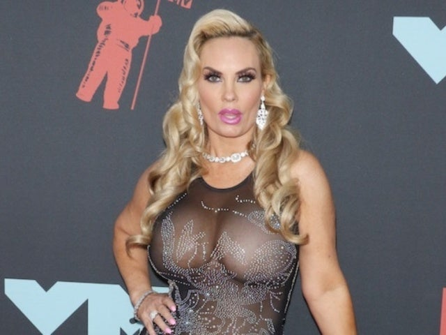 Coco Austin Proves to Fans She Can Still 'Do Splits' in Sizzling Photo That's Heating up the Comments