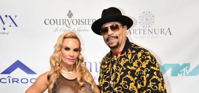 Coco Ice T Vmas