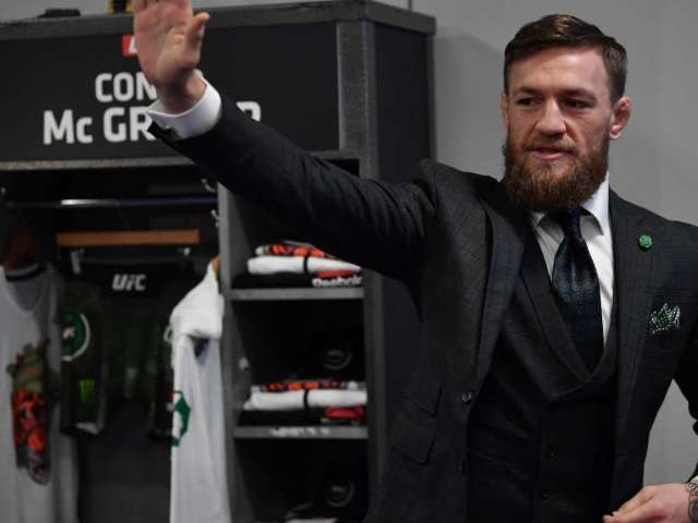 Conor McGregor Throws Baby Daughter Christening Party at 15th Century Castle