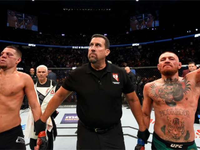 Conor McGregor Tells Nate Diaz He'll Be Ready for Trilogy Fight