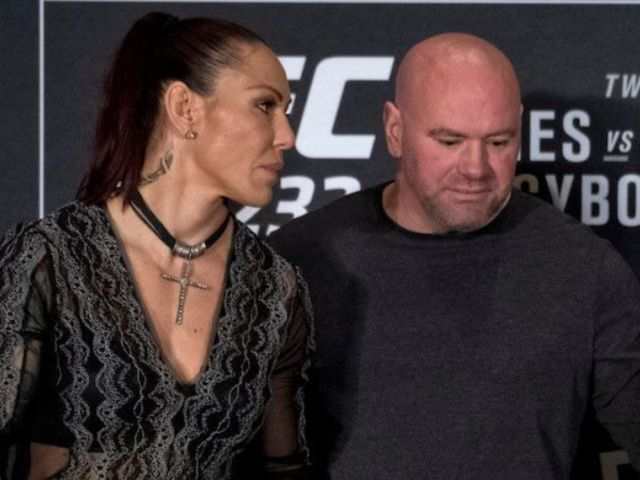 Cris Cyborg Fans Slam Dana White's Tweet After He Released Her From UFC
