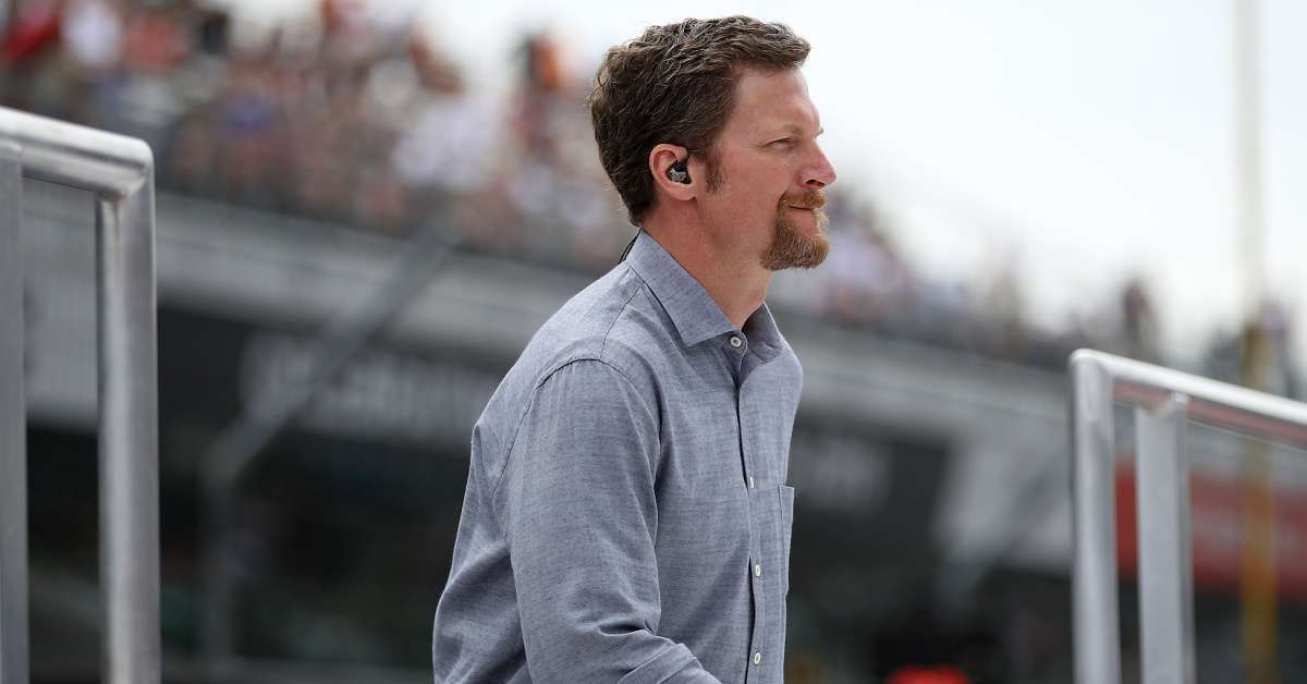 Dale Earnhardt Jr plane crash NASCAR free tickets first responders