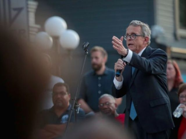 Ohio Governor Addresses Vigil Crowd After Dayton Shooting, 'Do Something' Chant Takes Over