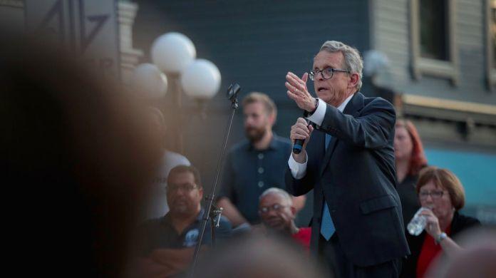 dayton-shooting-vigil-ohio-governor-mike-dewine