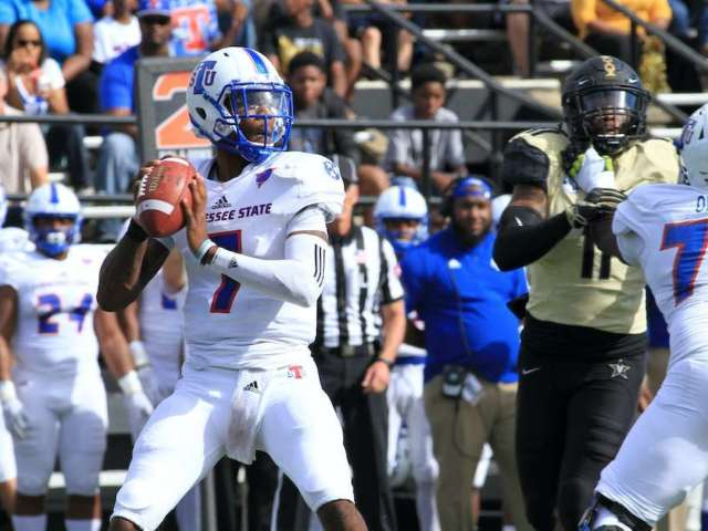 Tennessee State University Quarterback Demry Croft Charged With Rape, Sexual Battery