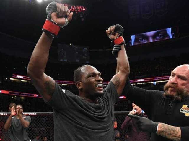 UFC 241: Derek Brunson Achieves Victory After Surviving Brutal Head Kick