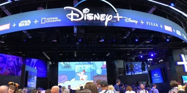 disney+ getty images