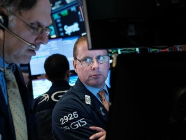 US Stocks Post Worst Day of the Year