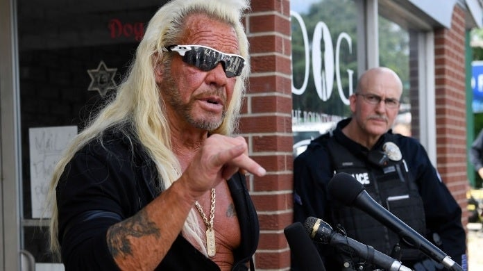 duane dog chapman colorado getty images