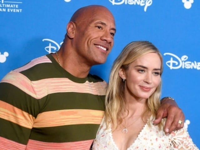 Dwayne 'The Rock' Johnson's 'Jungle Cruise' Co-Star Emily Blunt Reveals Why She Didn't Attend His Wedding