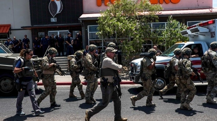 el paso shooting getty images