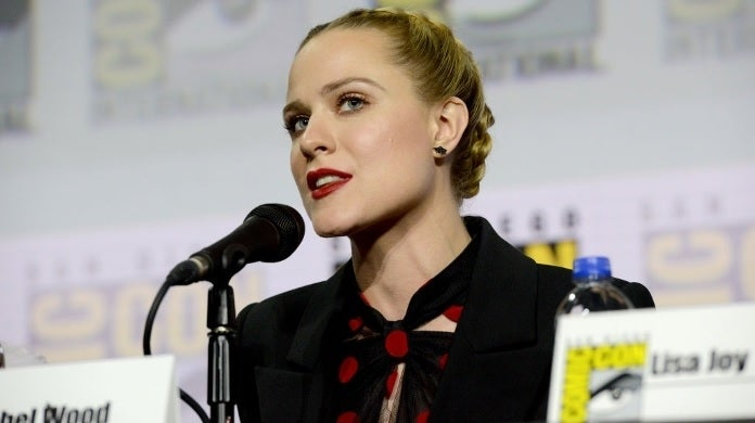 evan rachel wood sdcc getty images