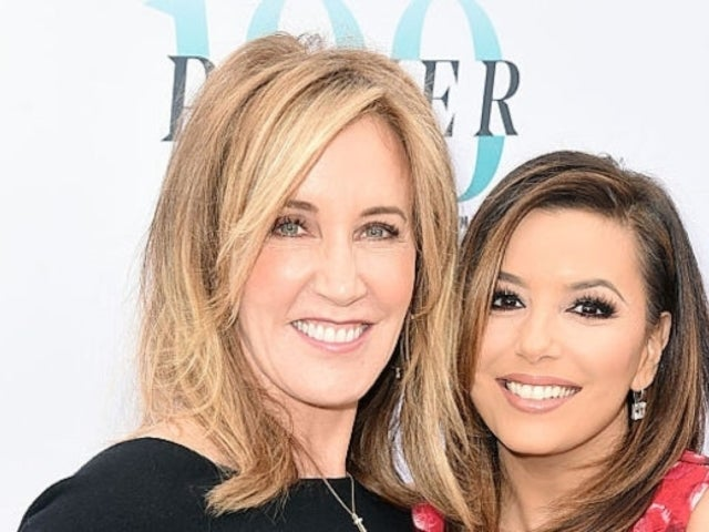 Eva Longoria Speaks out on How Felicity Huffman Handled College Admissions Scandal