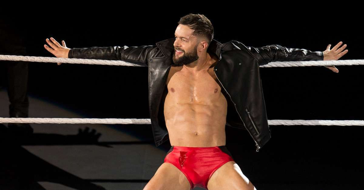 Finn Balor weight loss
