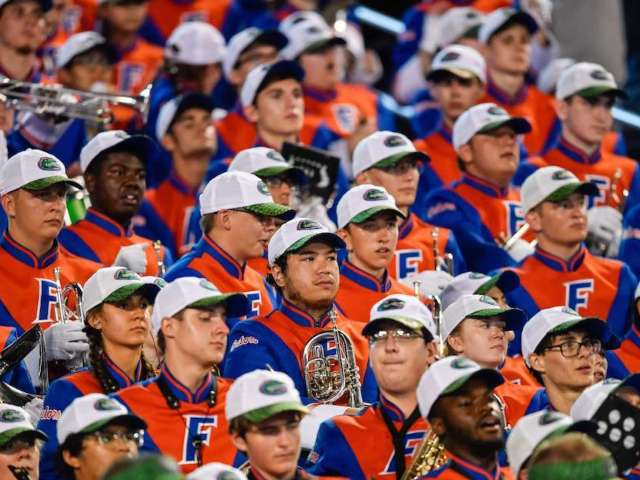 Florida Gators Band Members Choked and Slammed by Miami Fans After Game