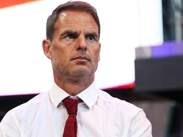 Atlanta United Manager Frank de Boer Says Equal Pay for Men and Women in Soccer Is Ridiculous