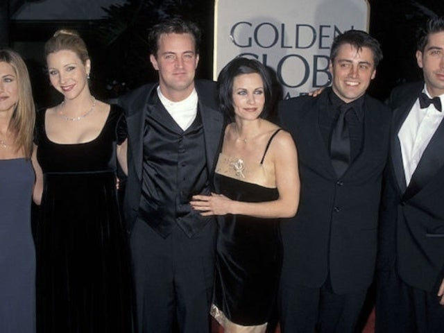 'Friends' Coming to Theaters for 25th Anniversary