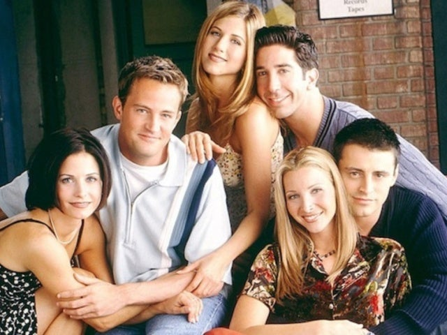 'Friends' Reunion Special Official for HBO Max With Original Cast