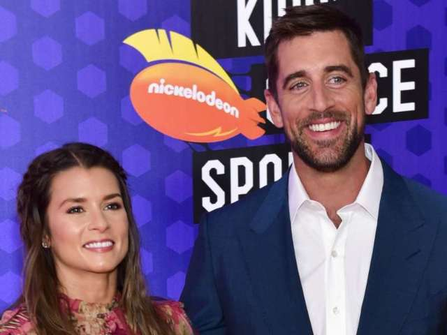Danica Patrick Visits Boyfriend Aaron Rodgers at Packers Training Camp