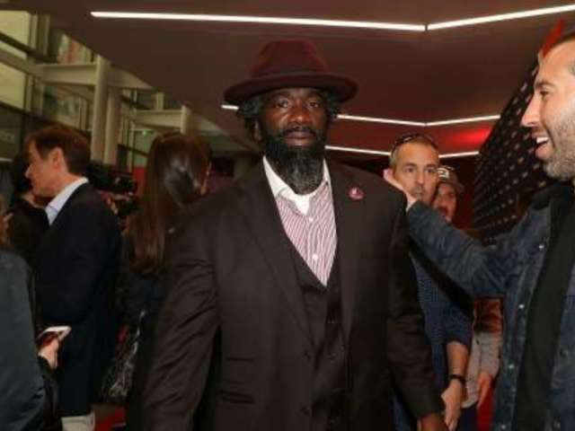 Ed Reed Wears Anti-Police Brutality Shirt at Hall of Fame Game