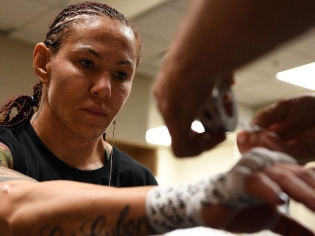 Cris Cyborg, Former UFC Fighter, Reveals New Job in Photo
