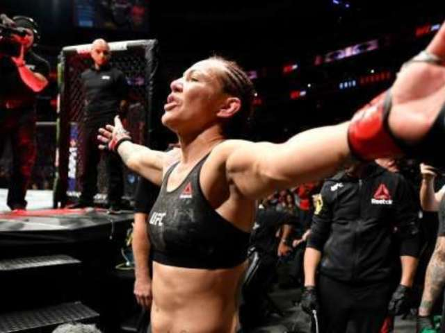 Cris Cyborg Shares Bloody Open Skull Photo After UFC 240