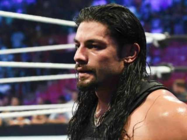 Roman Reigns Summerslam Incident Caused by Forklift Driver