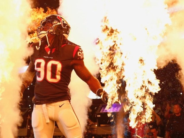 Houston Texans Trading Jadeveon Clowney to the Seattle Seahawks