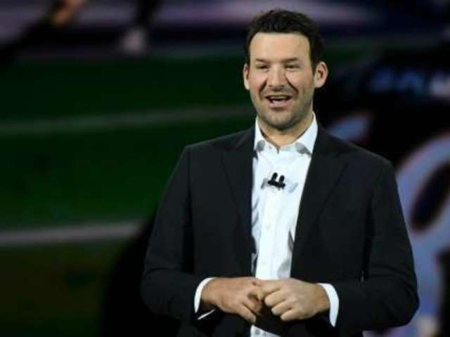 Tony Romo Featured in New Movie About His Improbable Rise to QB of the Dallas Cowboys