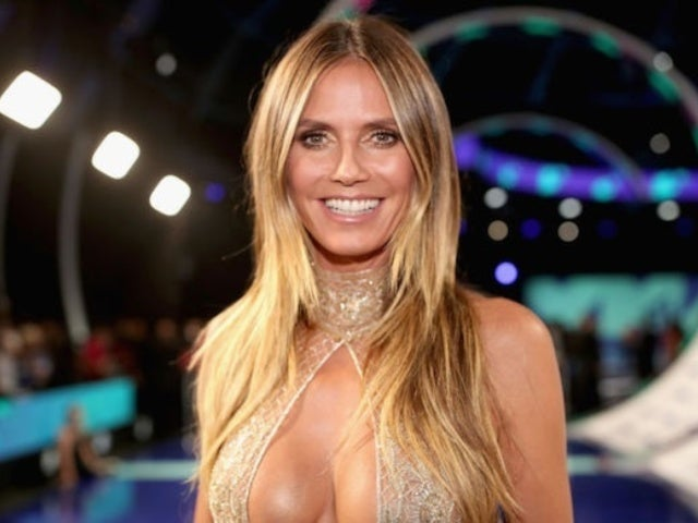 Heidi Klum Goes Topless and Flashes Wedding Ring in Candid New Photos From Honeymoon