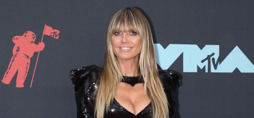 Heidi Klum VMAs 2