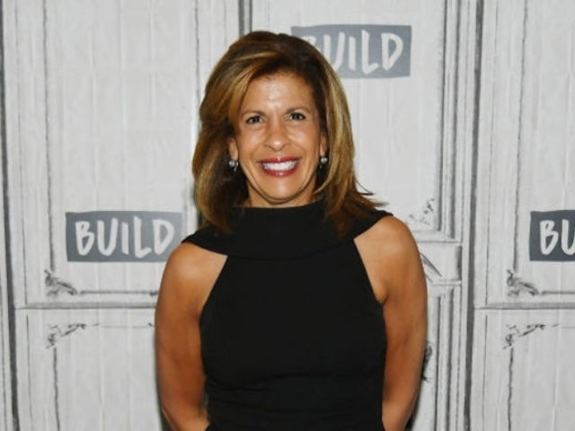 'Today' Host Hoda Kotb's 'Happy Friday' Message Lights up Social Media