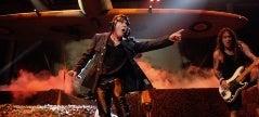 Iron Maiden at Nashville's Bridgestone Arena (Aug. 19, 2019)