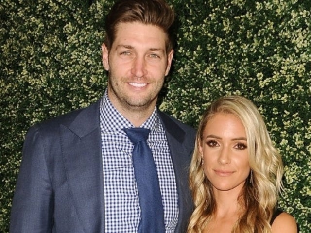Kristin Cavallari Takes Down Jay Cutler in Axe-Throwing in New Video