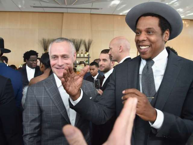 NFL Plans Sweeping Business Partnership With Jay-Z's Roc Nation