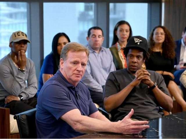 Eric Reid Blasts Jay-Z For NFL Ownership Over Colin Kaepernick