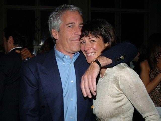 Jeffrey Epstein's Alleged Madam, Ghislaine Maxwell, Spotted at In-N-Out Burger